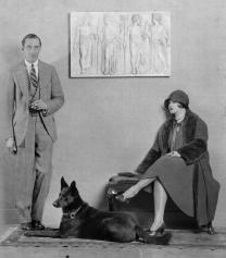 Rathbone & Ouida Bergere