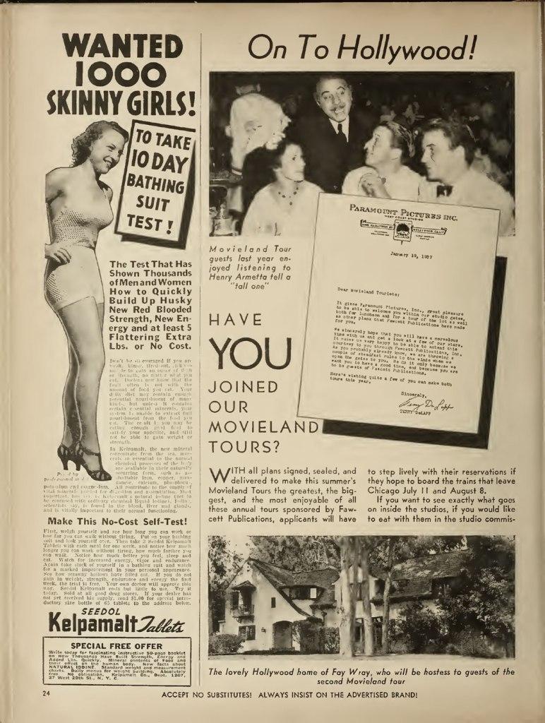 Hollywood June1937