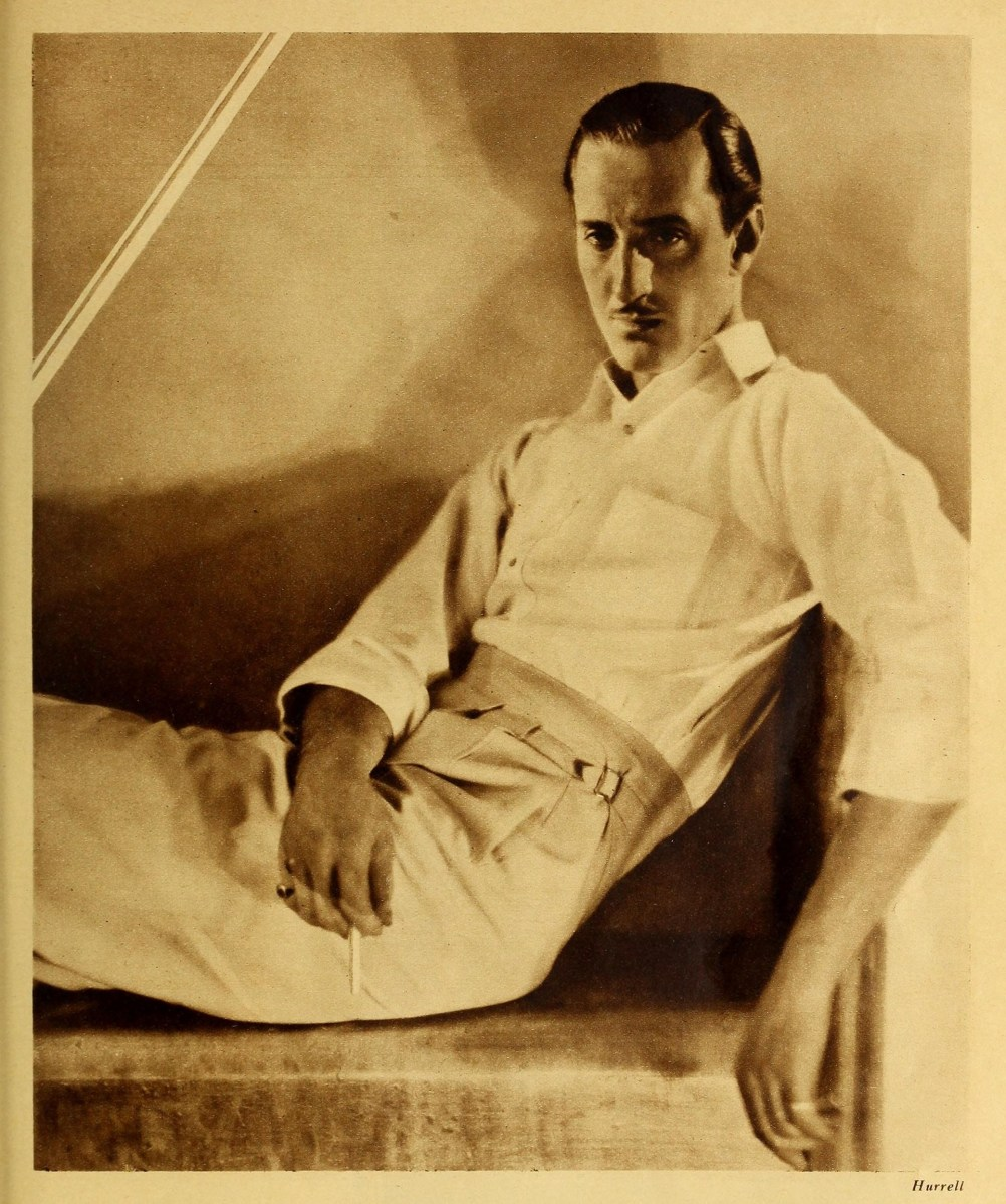A Year in the Life of Basil Rathbone — 1930